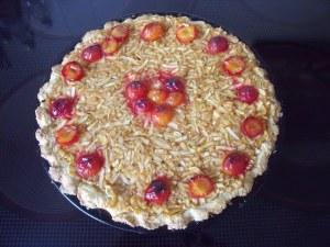 Apfelraspelkuchen 2